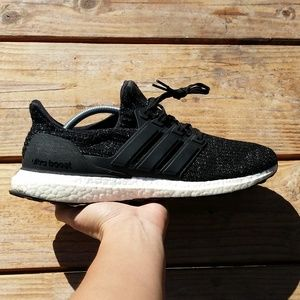 adidas Ultra Boost Ultraboost 4.0 Core Black Shoes